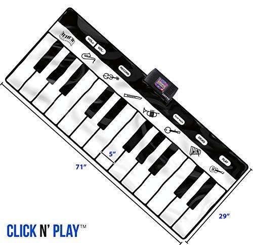 Click n' Play gigantesque Clavier...