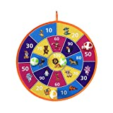 MUROAD Paradiso degli Animali Giochi per Freccette per Bambini con 8 Palline Giocattolo, S...