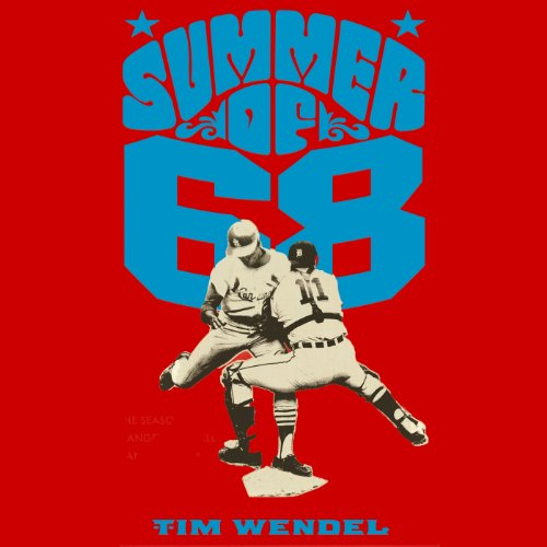 Summer of '68 audiobook cover art