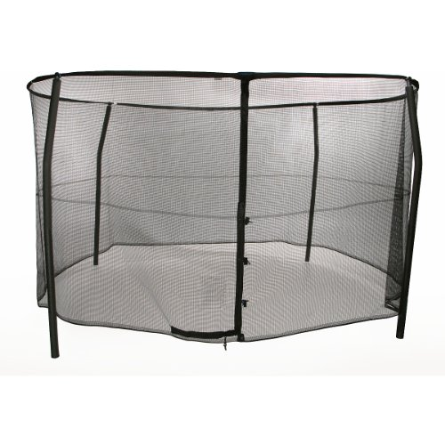 Jumpking 14' G4 Enclosure System for all Trampolines with 4 U-legs BZ1409E4