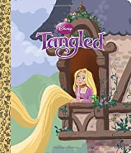 Tangled Big Golden Board Book (Disney Tangled)