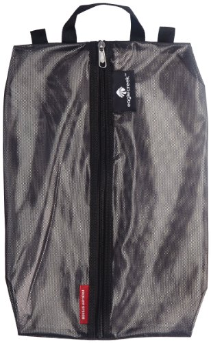Eagle Creek Pack-it Original Shoe Sac Bolsa para Zapatos, 41 cm, 2 litros, Negro
