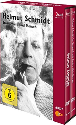 Helmut Schmidt - Staatsmann und Mensch / 2 DVDs
