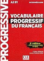 Vocabulaire progressif du français, 3ème édition: Niveau intermédiaire avec 375 exercices. Schuelerbuch + Audio-CD + Online