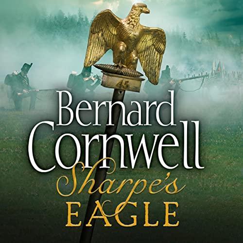 Sharpe's Eagle: The Talavera Campaign, July 1809 cover art