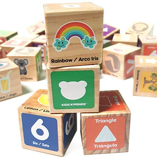 Alphabet Blocks Toys For Toddlers review
