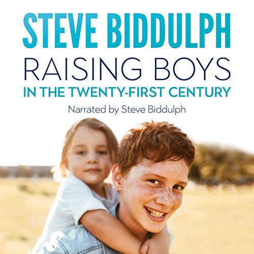Raising Boys in the 21st Century cover art