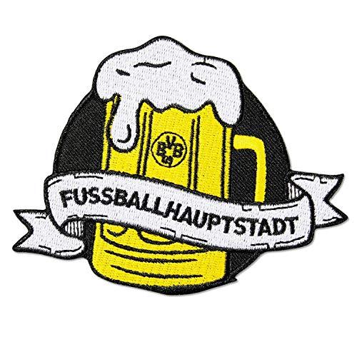 Borussia Dortmund BVB Aufnäher Fußballhauptstadt