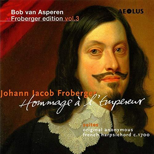 Bob Van Asperen Froberger Edition: Hommage (2 CD)