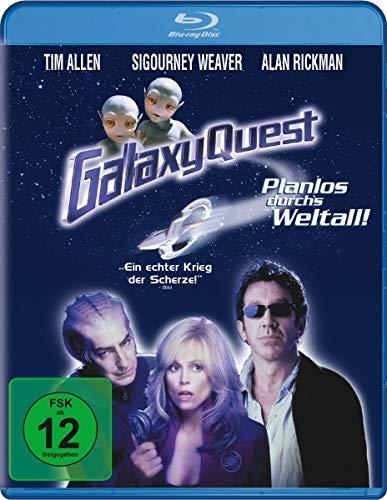Galaxy Quest - Planlos durchs Weltall [Blu-ray]