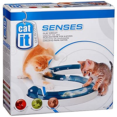 Catit Design Senses Play Circuit from Rolf C. Hagen (USA) Corp.