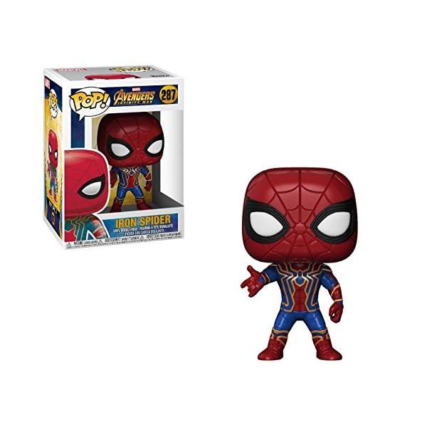 Funko Pop Iron Spider (Los Vengadores: Infinity War 287) Funko Pop Los Vengadores
