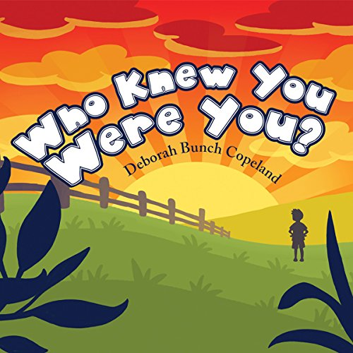 Who Knew You Were You? audiobook cover art