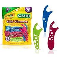 420-Count GUM Crayola Kid's Flossers