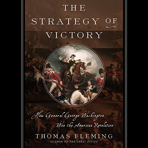 The Strategy of Victory audiobook cover art