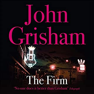 The Firm                   By:                                                                                                                                 John Grisham                               Narrated by:                                                                                                                                 Scott Brick                      Length: 17 hrs and 9 mins     46 ratings     Overall 4.4