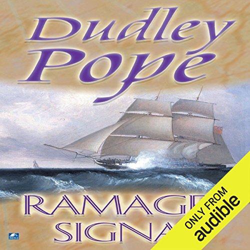 Ramage's Signal audiobook cover art