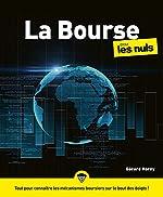 La Bourse Pour Les Nuls - 5e édition de Gérard HORNY