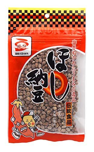 とべや 栃木のピリ辛干し納豆 国産大豆 150g入 [th1]