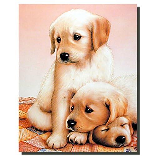 English Print Labrador Retriever Dog Dogs Puppy Advertisement Art Picture Poster