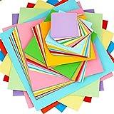 100 piezas de papel de origami cuadrado hecho a mano de doble cara doblada manualidades DIY scrapbooking decoración Doctor Material 2021 (color: 7 x 7 cm)