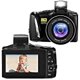 Best Digital Cameras - Digital Camera Vlogging Camera 2.7K Full HD Compact Review