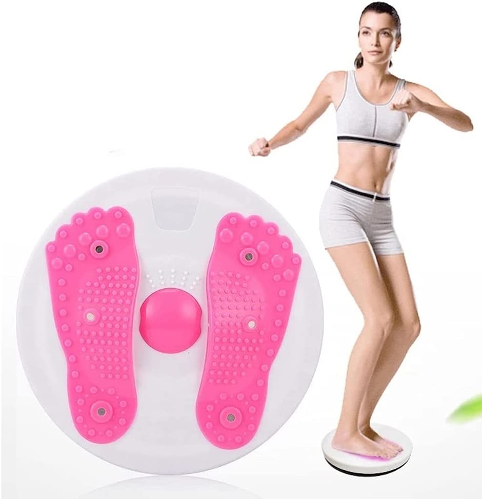 Simply fit the Max 84% OFF balance board abdo twister 100% quality warranty fitness exercise and