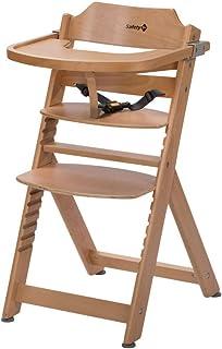 comprar comparacion Safety 1st Timba Trona de madera con bandeja, Trona evolutiva para niños 6 meses - 10 años (30 kg), Regulable an altura,co...