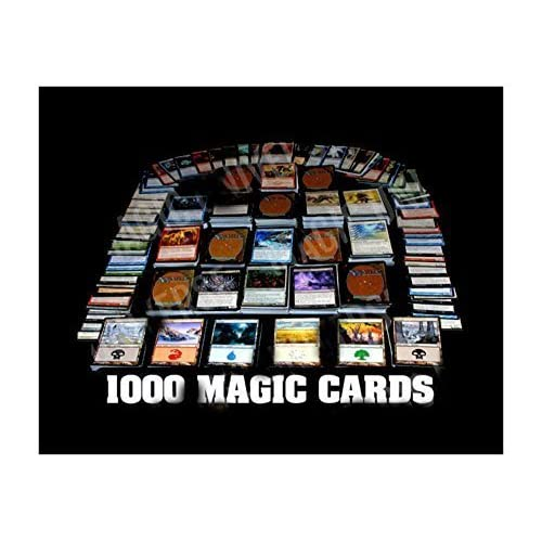 Save Big Magic the Gathering MTG 100 avec rares et rares Carte Lot
