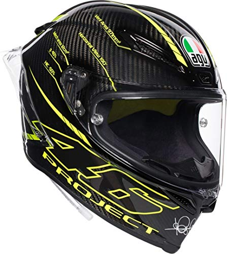 AGV Pista GP R Project 46 3.0 Carbon Helm ML (59/60)
