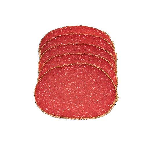 Chicken Salami im Pfeffermantel 1a 100 g geschnitten