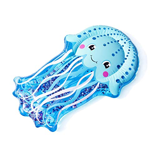 Bestway H2OGO! Wassermatte Baby-Qualle, 147 x 94 cm