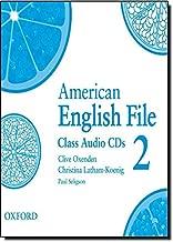 American English File 2 Class CDs