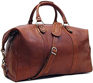 Best leather duffle bags online india Reviews