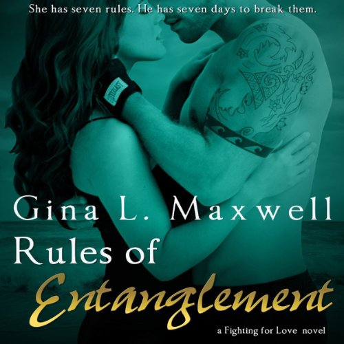 Rules of Entanglement audiobook cover art