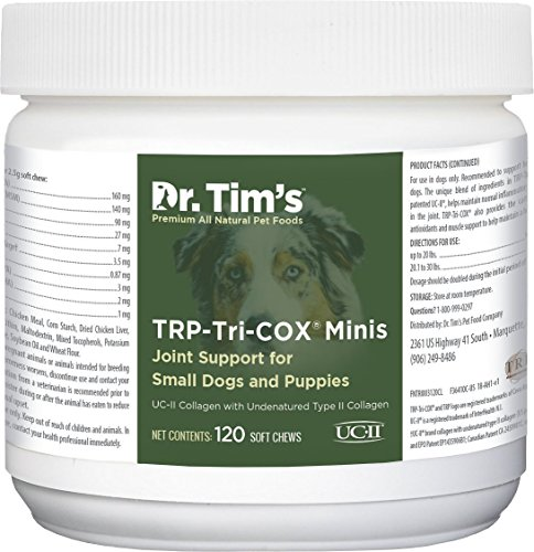 Tri-Cox Joint Mobility Mini Chews