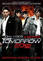 A Better Tomorrow 2012 [Import anglais]