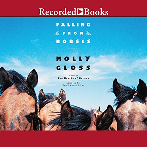 Falling from Horses audiobook cover art