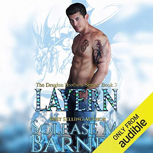 Layern audiobook cover art