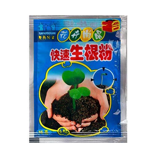 Akin Pflanze Wurzelpulver Wurzel Hormonkonzentrat Beschleunigtes Wachstum stimulieren Alle Pflanzensorten Wachsend Medien einschließlich Hydrokultur