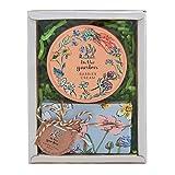 Heathcote & Ivory In The Garden Mini Geschenkkorb Geschenkset mit 50 ml Barrierecreme und...