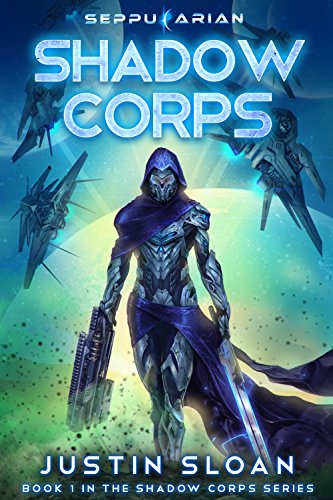 Shadow Corps: A Space Fantasy Adventure