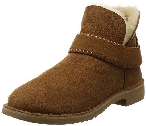 UGG Women's Mckay Winter Boot, Chestnut, 8 B US