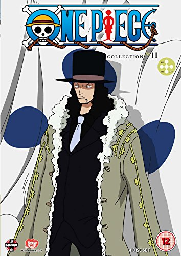 One Piece (Uncut) Collection 11 (Episodes 253-275) [Edizione: Regno Unito] [Import]