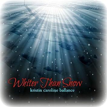Whiter Than Snow (Instrumental)