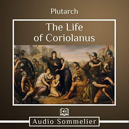 The Life of Coriolanus cover art