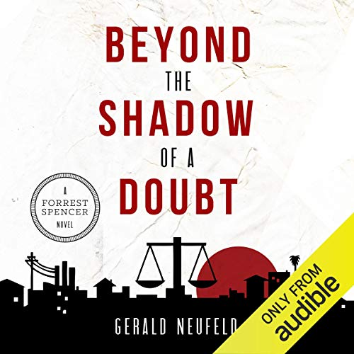 Couverture de Beyond the Shadow of a Doubt: A Forrest Spencer Novel, Book 1