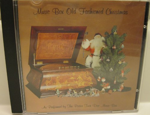 Price comparison product image Music Box Old Fashioned Christmas CD