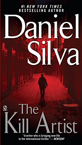 The Kill Artist (Gabriel Allon Novels) [Idioma Inglés]