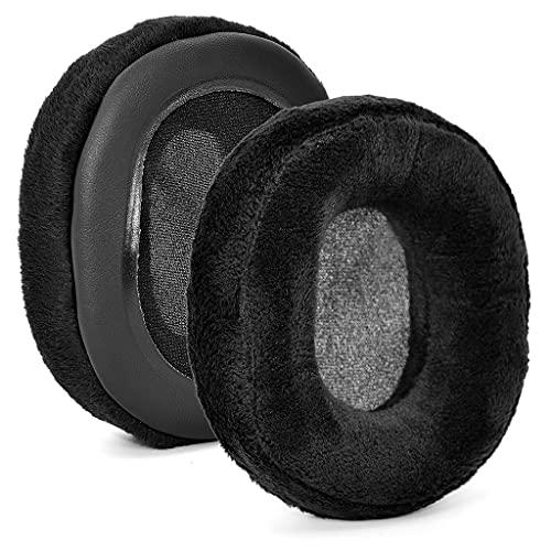 LEXIANG Almohadillas de Espuma para los oídos Almohada Cojines para los oídos Copas de la Cubierta Reemplazo de Las Orejeras para Auriculares Shu-re SRH440
